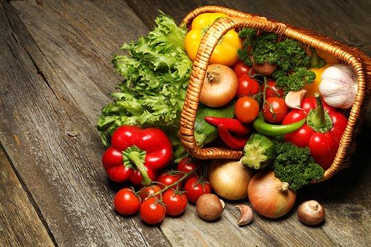 veggies food council