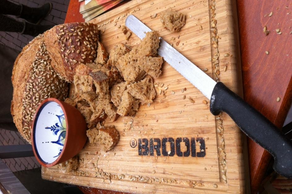 Bbrood bread market