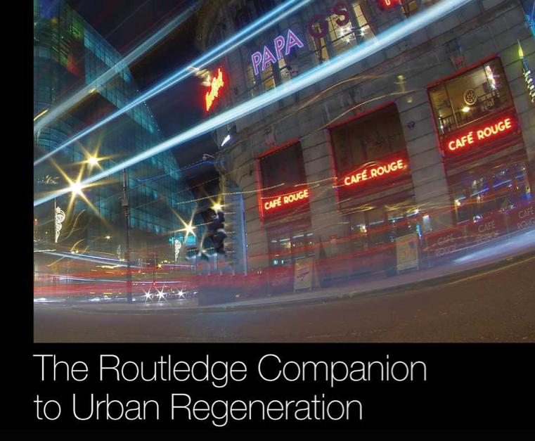Routledge urban regen companion