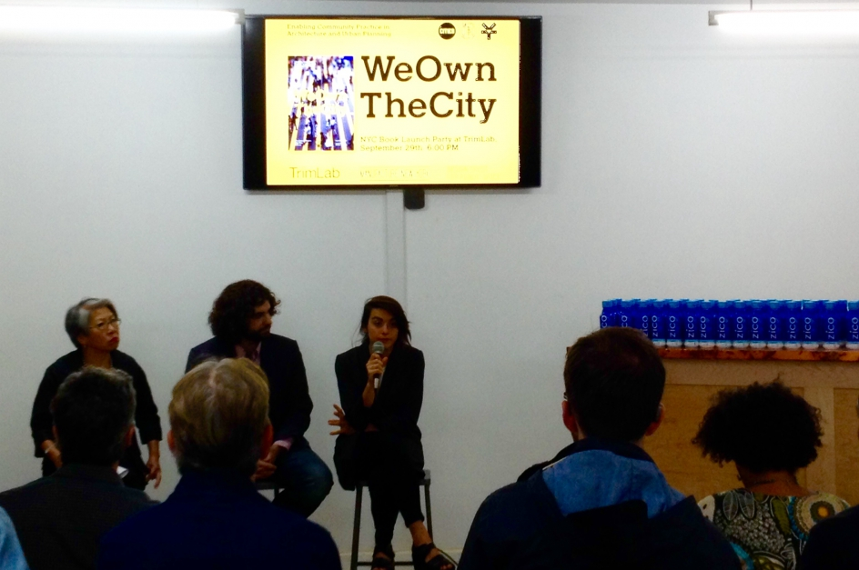 NYC we own the city launch